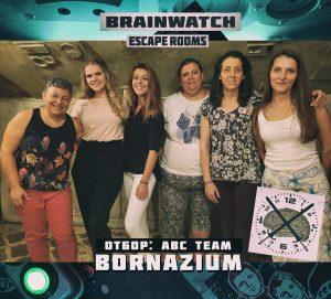 ABC team escape