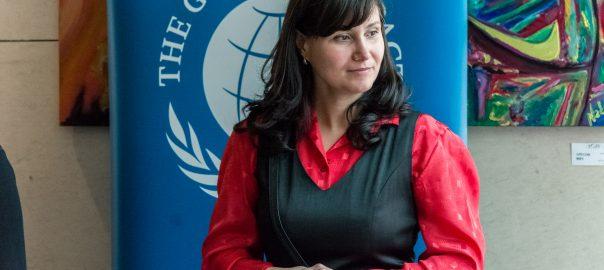Marina Stefanova CSR