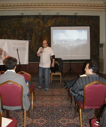 blog camp 2008