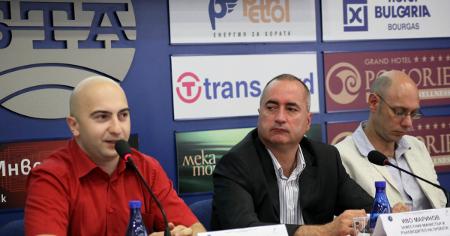 Денис представя проектът за ЕДЕН дестинации в България пред медиите в БТА