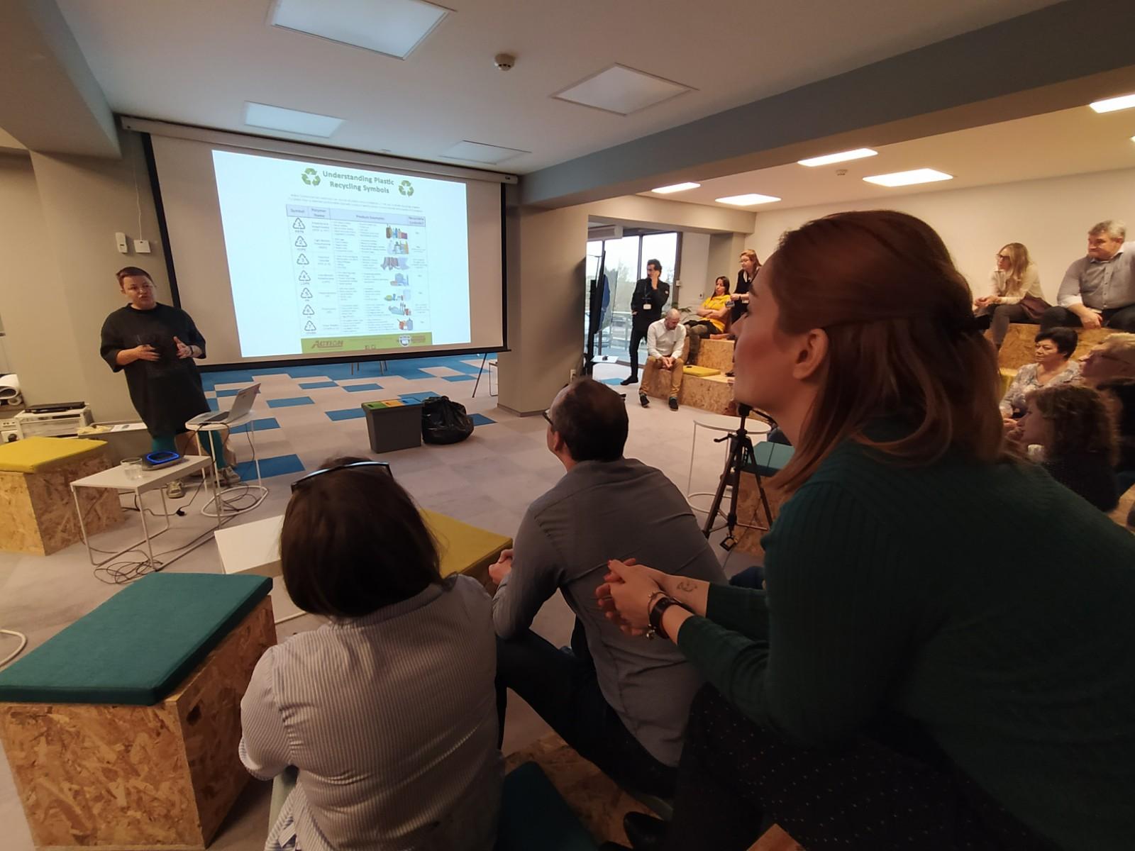 обучение еко тема