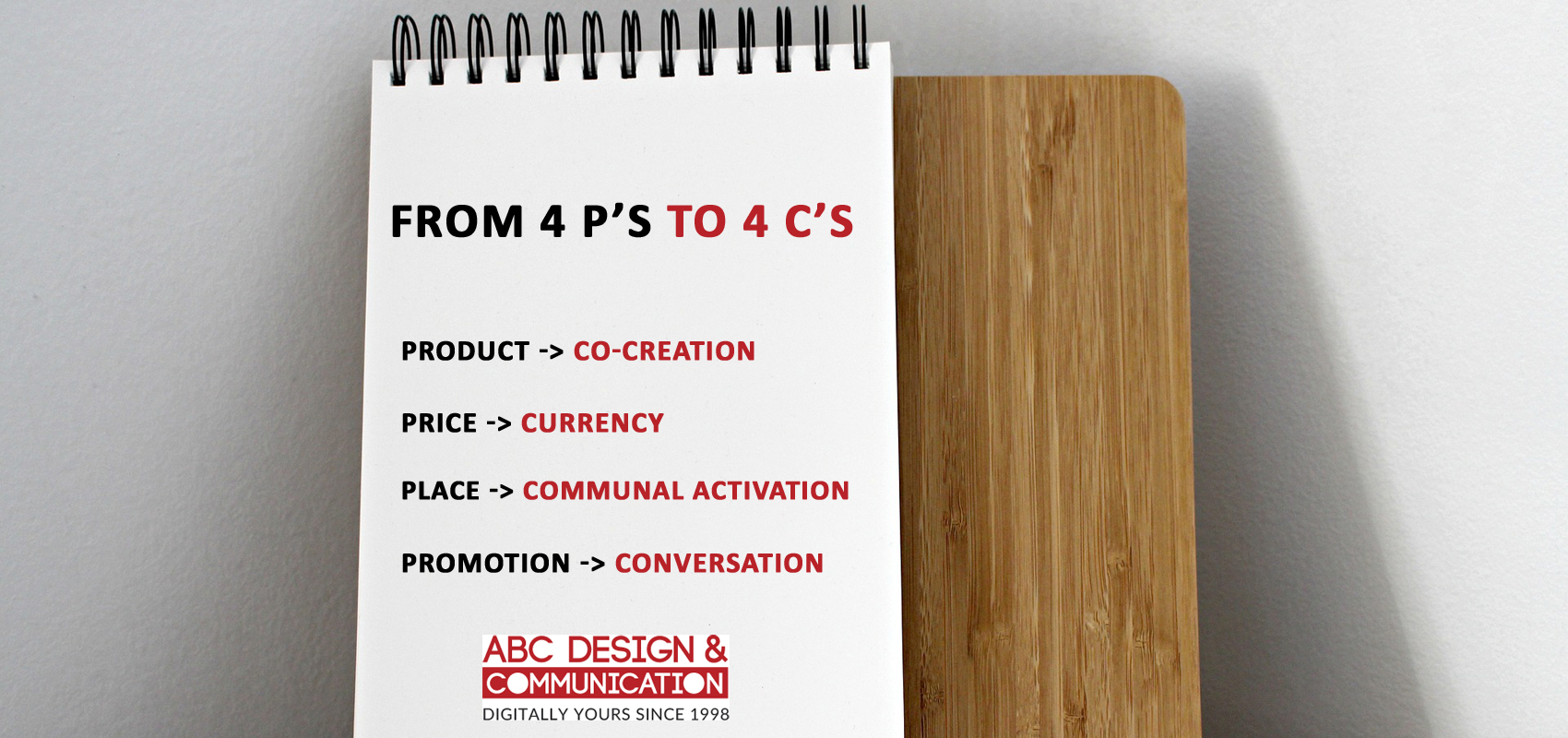 Какъв е съвременният маркетинг микс - или от 4 P's към 4 C's