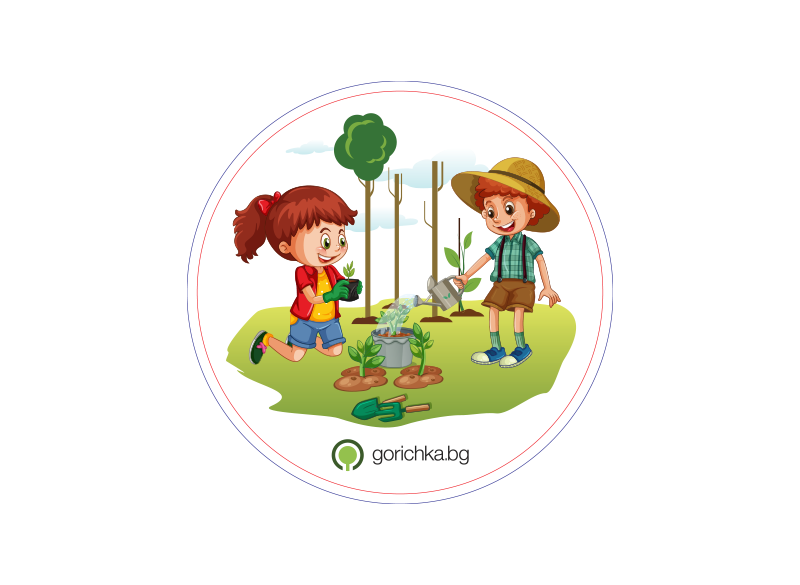 Горичка в количка - разработване на образователни материали за деца за гората и климата 1